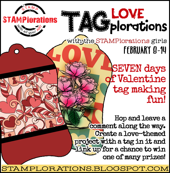 Get ready for Love TAGplorations!