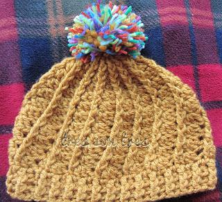 crochet, ganchillo, niños, gorro, hat, pom-pom