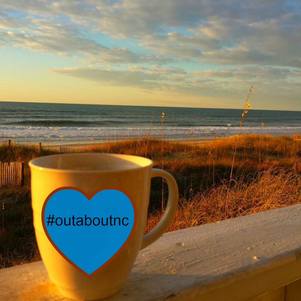Tag your photos #outaboutnc when traveling in North Carolina