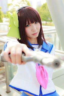 Angel Beats' Yurippe Cosplay by Rinami