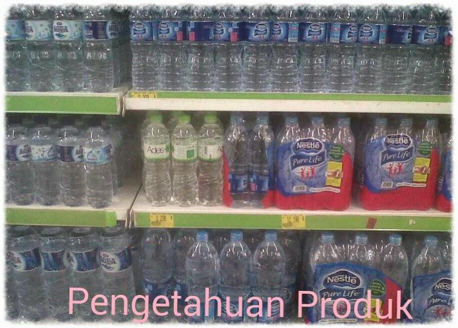 Air Mineral Kemasan, Pilih Bermerek Atau Harga Murah