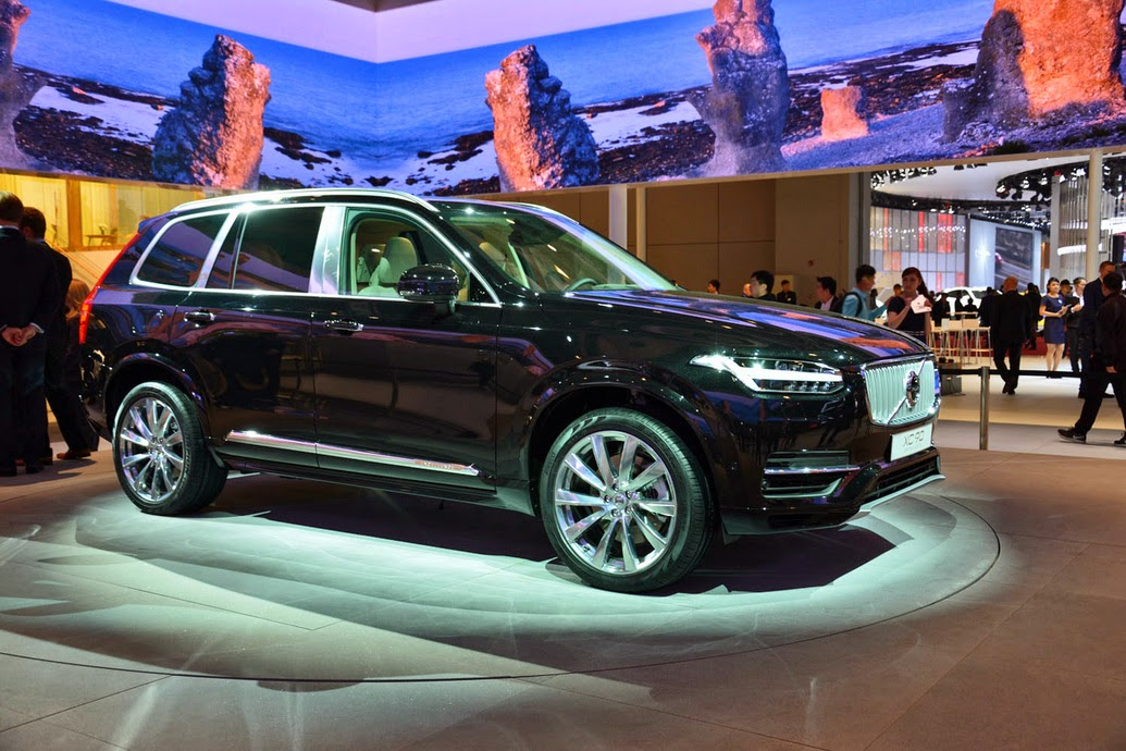 autogists blog auto review 2016 volvo xc90 excellence. Black Bedroom Furniture Sets. Home Design Ideas