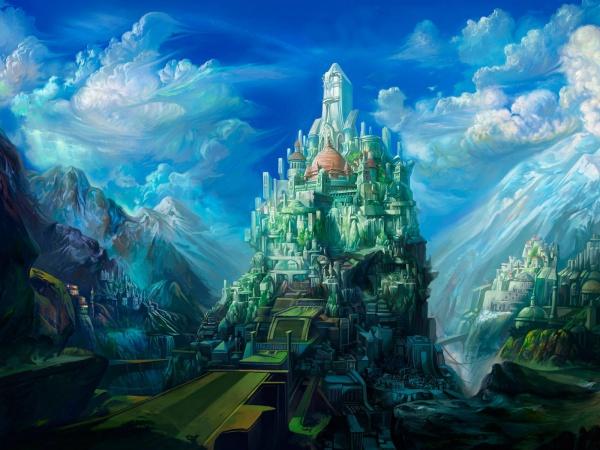 Fantasy-Castle-Wallpapers ...