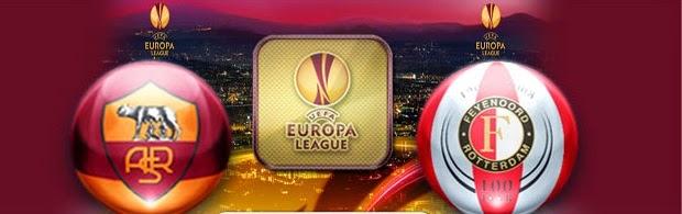 AS Roma Vs Feyenoord
