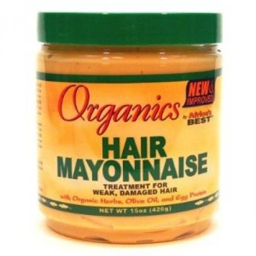 ... Best Hair Mayonnaise VS Organic Root Stimulator Hair Mayonnaise