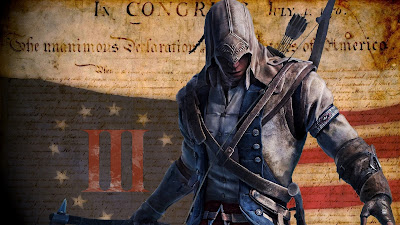 Assassin's Creed 3 Wallpaper declaration theme