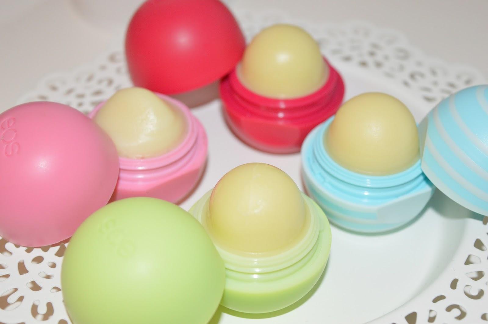 Viva la vida - Slovenian fashion and beauty blog : Eos lip ...