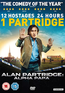 Alan Partridge: Alpha Papa Legendado