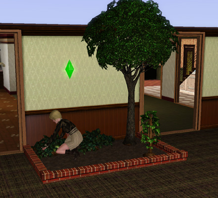 My sims 3 blog indoor gardening by snake legs for Indoor gardening sims 4