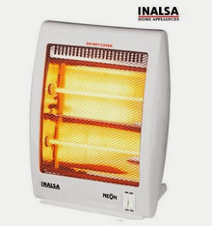 Inalsa Quartz Heater Neon V2 worth Rs.1395 for Rs.828 with Free Home Delivery
