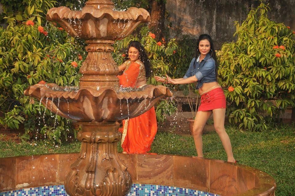 Bhojpuri Hot Actress Tanushre