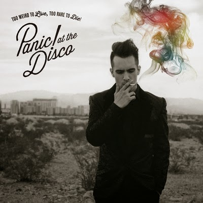 Novo album Panic! At the Disco Too+Weird+To+Live,+Too+Rare+To+Die!+-+%5BHitseBeats.com%5D