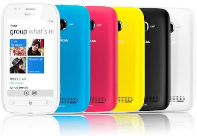 Nokia Lumia 710 Mango-Based Smartphone