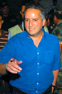Ricardo Alvarez, mayor of Tegucigalpa, Honduras