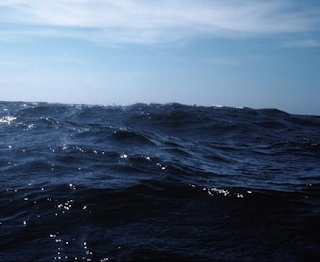 choppy seas