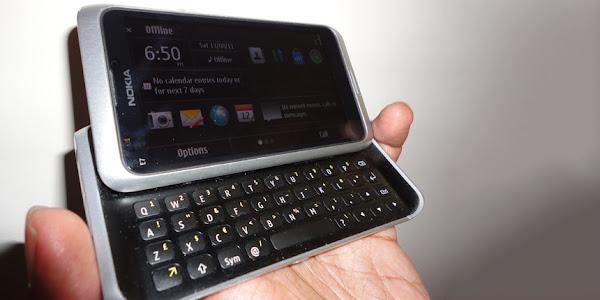 Nokia E7 - Review