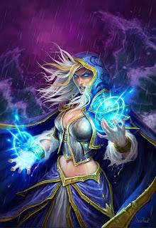 hearthstone heroes of warcraft artwork 7 Blizzcon 2013   Hearthstone: Heroes of Warcraft (iOS/OSX/PC)   Character Artwork