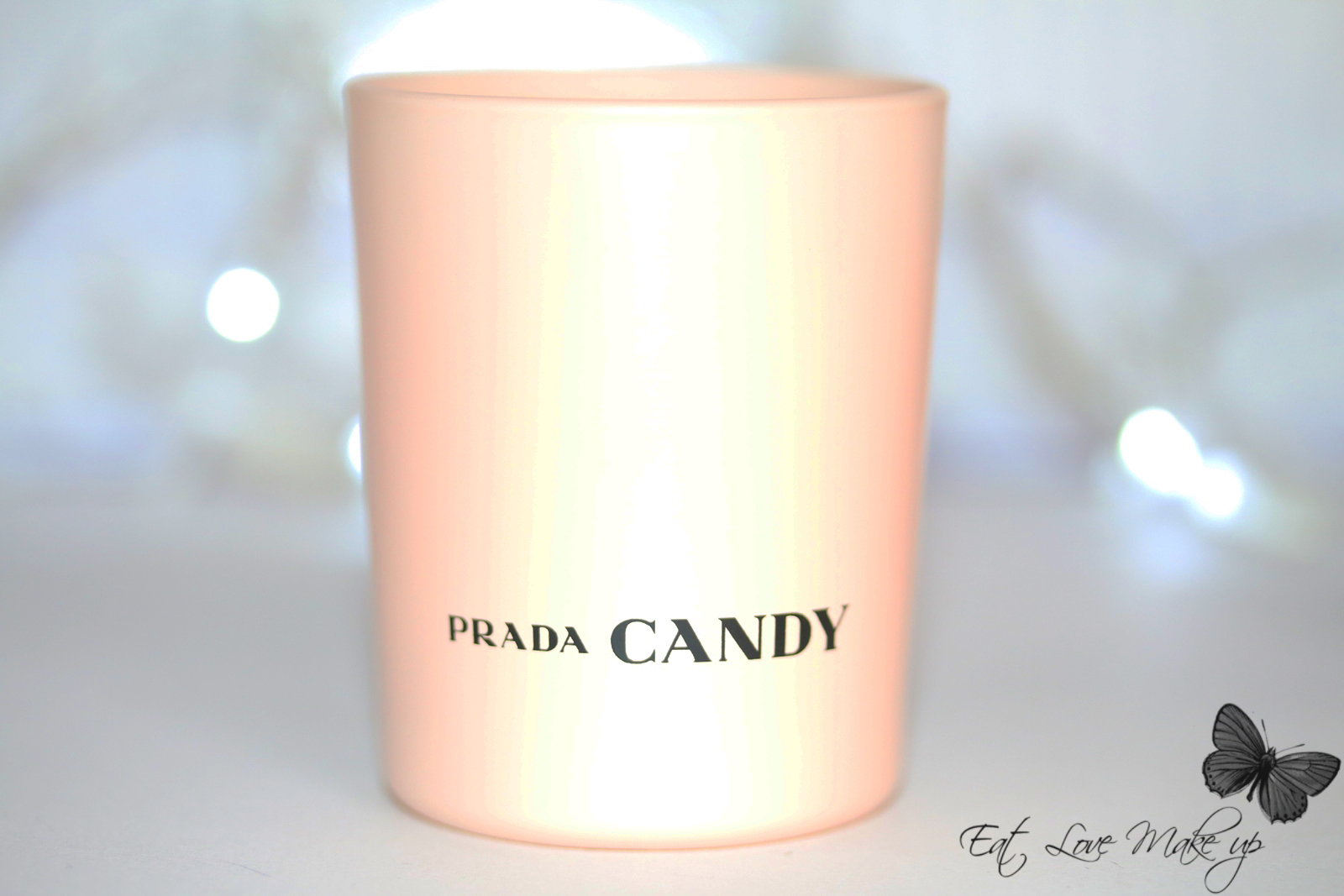 Prada Candy Candle