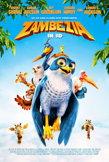capa Download Filme   Zambezia   BDRip AVI   Dublado 2012