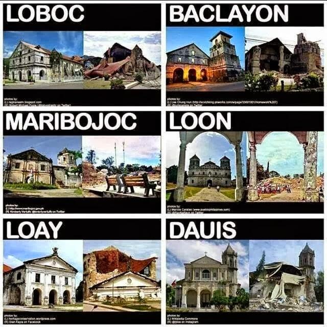 Bohol earthquake October 2013