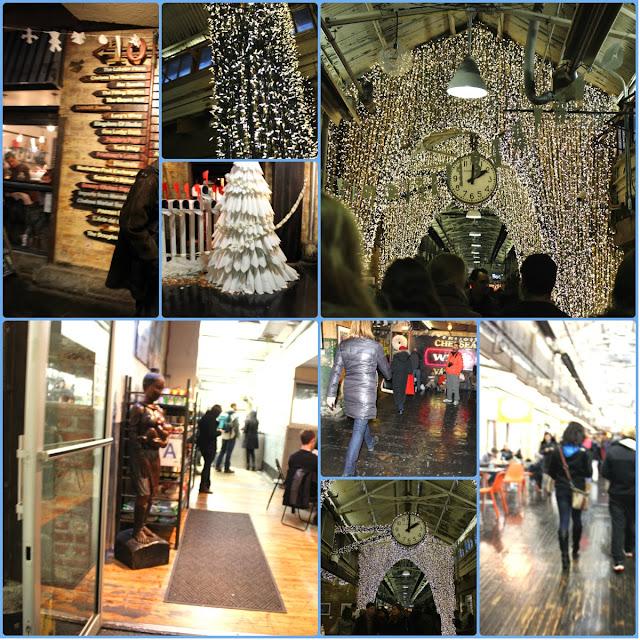 Chelsea Market Christmas