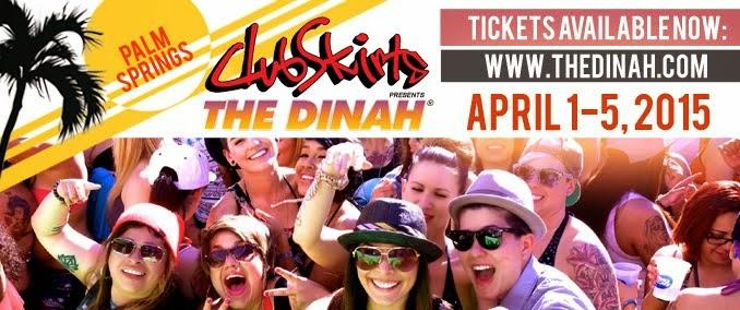 Club Skirts Dinah Shore Weekend Palm Springs