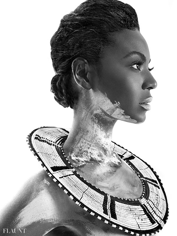 Beyonce Flaunt Magazine 2013