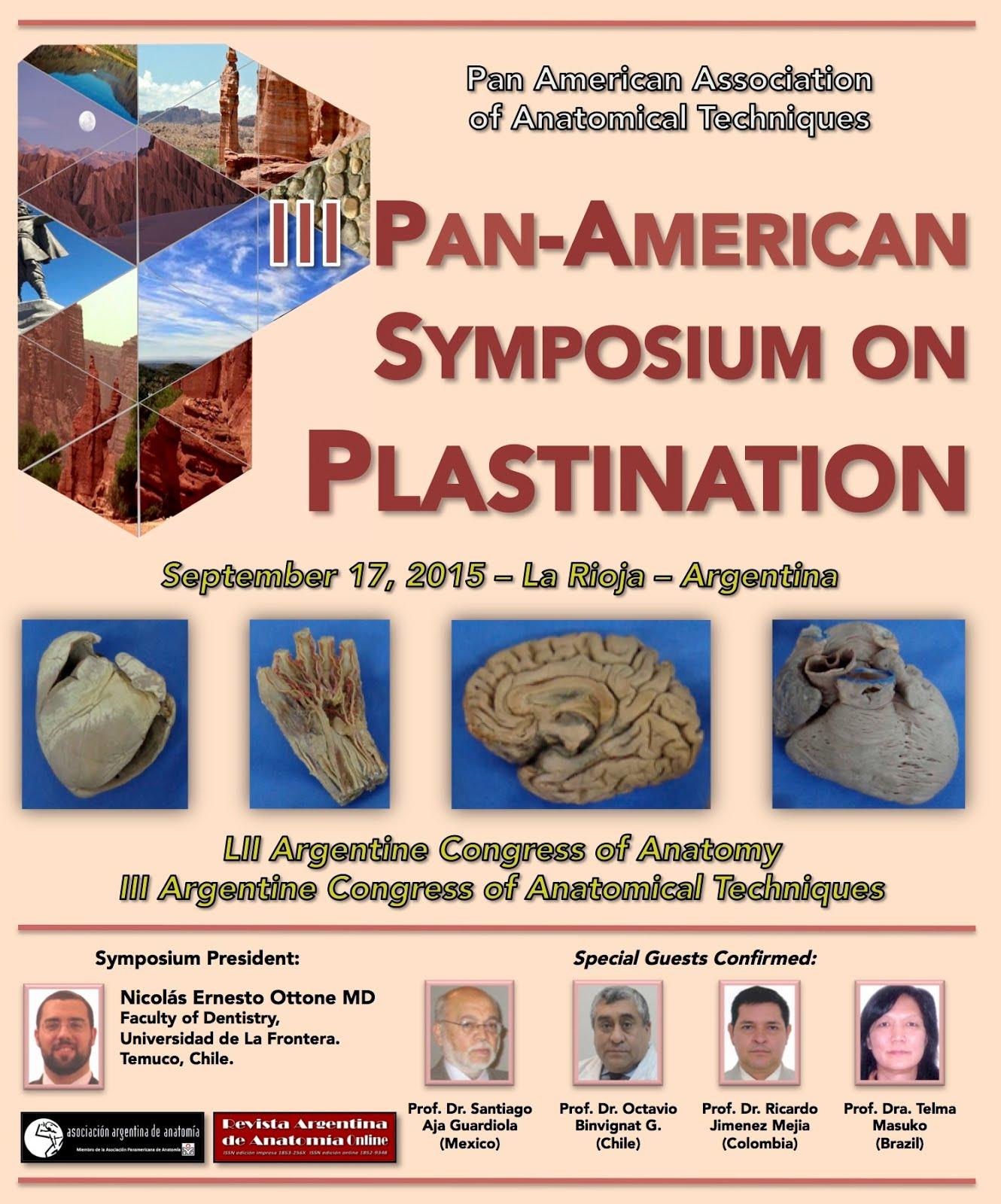 III Simposio Panamericano de Plastinación