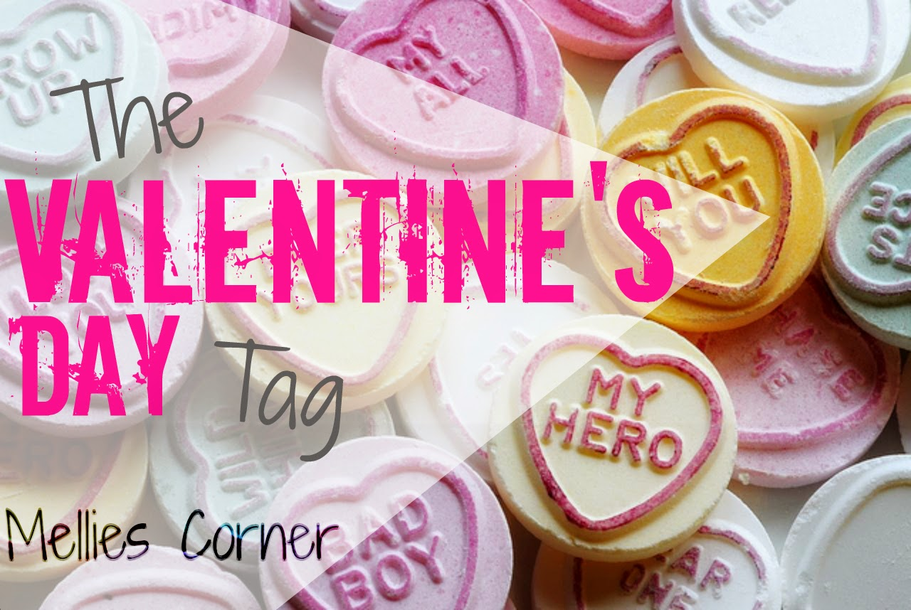 Valentine's Day Tag - Mellies Corner