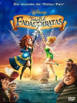 Download Tinker Bell Fadas e Piratas Dublado RMVB + AVI Torrent