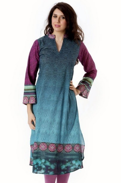 New Trend of Kurti Fashion
