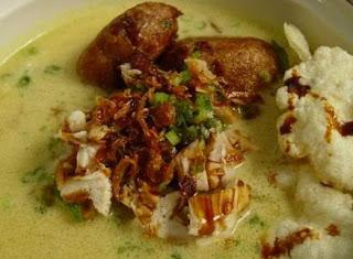 Medan Style Chicken Soup Soto Medan