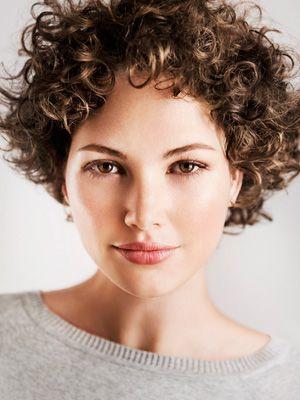 Cortes De Pelo Corto Rizado 2017 - Peinados 2016 todas las tendencias para peinar tu cabello
