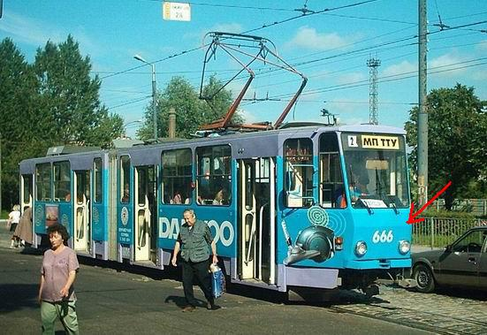 Адский трамвай
