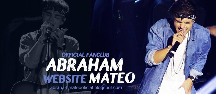 Abraham Mateo Club de Fans Oficial