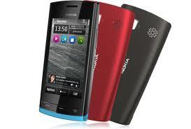 Nokia 500 RM 750 Latest File