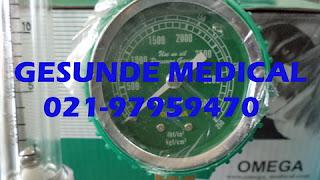 Medical Oxygen Regulator