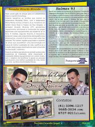 NA REVISTA CONEXÃO GOSPEL- ABRIL 2012
