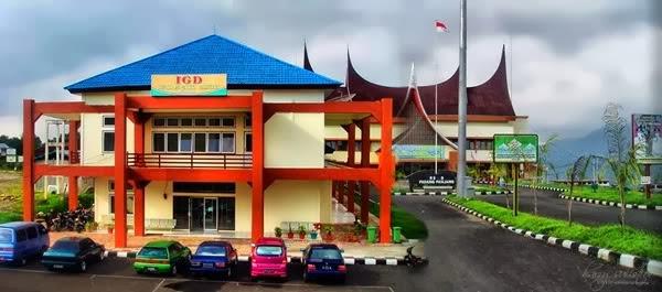 foto RSUD Kota Padang Panjang