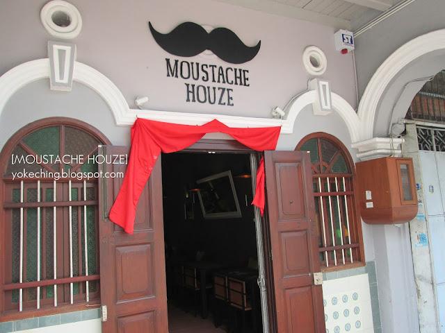 moustache houze