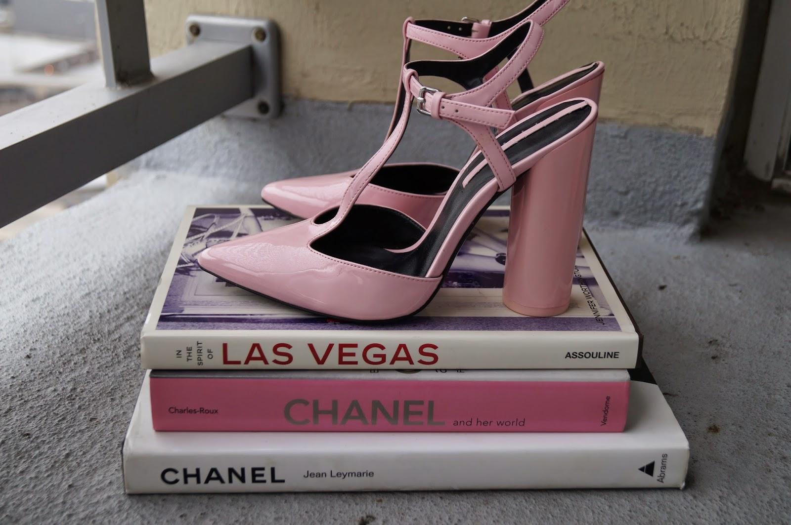 Zara Shoe giveaway