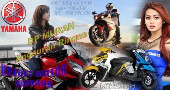 Kredit Motor Yamaha DP Murah Jakarta