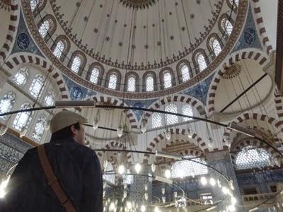 イスタンブール ブルー・モスク
