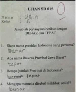 Image Result For Cerita Lucu Si Udin