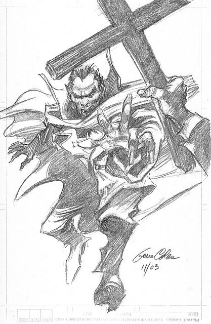Dracula - Gene Colan