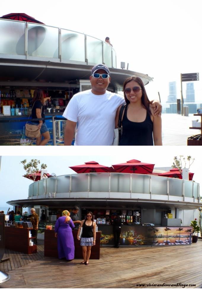 Souvenir Shop at Sands SkyPark Observation Deck, Marina Bay Sands