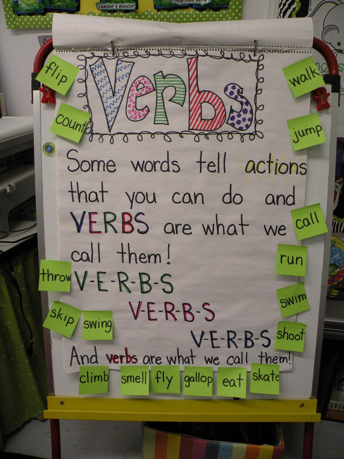 Worksheet Verbs 1st Grade kindergarten first grade fever the gingerbread man can verb freebie