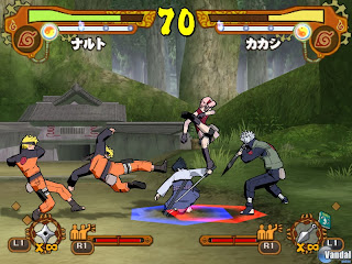 Cheat Naruto Shippuden Ultimate Ninja 5 PS2