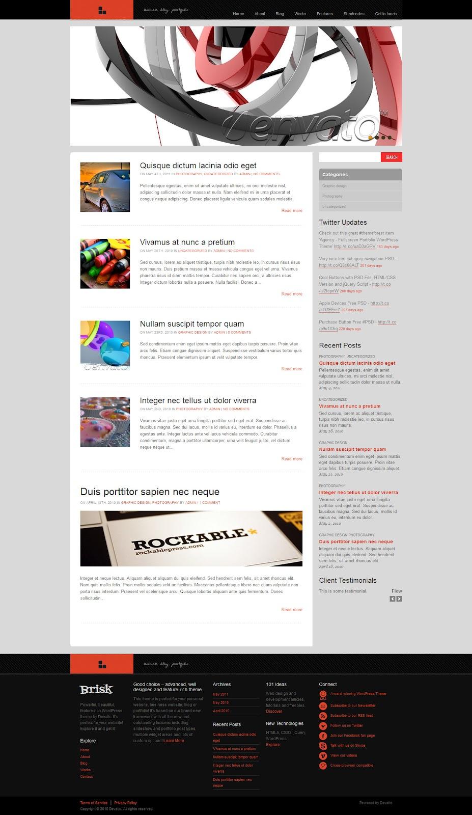 Brisk-Business-Blog-Portfolio-WordPress-Templates