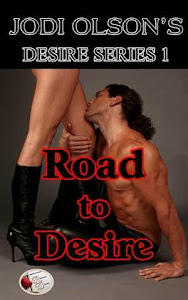Road to Desire by Jodi Olson